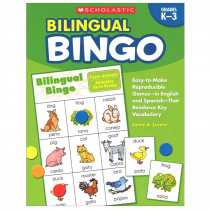 SC-9780439700672 - Bilingual Bingo in Games