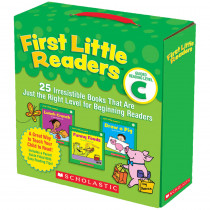 SC-9780545231510 - First Little Readers Parent Pack Guided Reading Level C in Learn To Read Readers