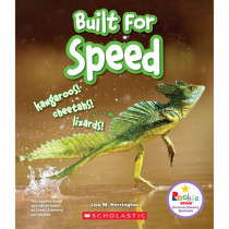 SC-ZCS670771 - Built For Speed Book in Science