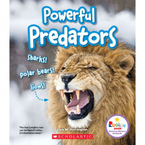 SC-ZCS670774 - Powerful Predators Book in Science