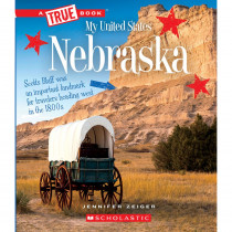 SC-ZCS674170 - My United States Book Nebraska in Social Studies