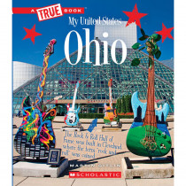 SC-ZCS674171 - My United States Book Ohio in Social Studies