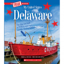 SC-ZCS674180 - My United States Book Delaware in Social Studies
