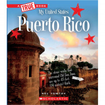 SC-ZCS674187 - My United States Book Puerto Rico in Social Studies