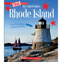 SC-ZCS674188 - My United States Book Rhode Island in Social Studies