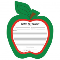 SE-1026 - Notes To Parents Blank Apple Notepad in Progress Notices