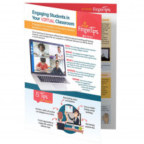 Engaging Students in Your Virtual Classroom - SEP126300 | Shell Education | Classroom Management