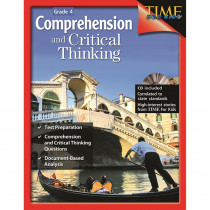 SEP50244 - Comprehensive And Critical Thinking Gr 4 in Books