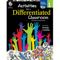 SEP50733 - Activities For Gr 1 Differentiated Classroom in Differentiated Learning