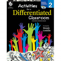 SEP50734 - Activities For Gr 2 Differentiated Classroom in Differentiated Learning