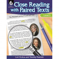 SEP51361 - Level 5 Close Reading With Paired Texts in Comprehension
