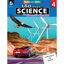 SEP51410 - 180 Days Of Science Grade 4 in Activity Books & Kits