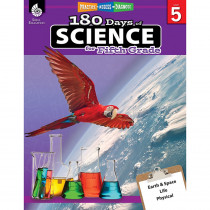 SEP51411 - 180 Days Of Science Grade 5 in Activity Books & Kits