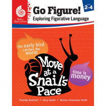 SEP51625 - Go Figure Grades 2-4 in Language Skills