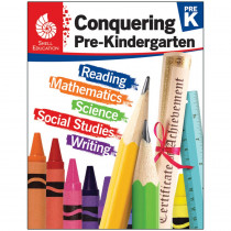 Conquering Pre-Kindergarten - SEP51714 | Shell Education | Classroom Activities