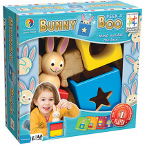 SG-017 - Bunny Peek A Boo in Wooden Puzzles