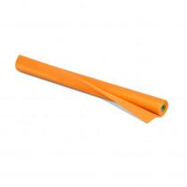 SMF1U382401861 - Smart Fab Orange 24In X 18Ft Roll Disposable Art & Decoration Fabric in Bulletin Board & Kraft Rolls