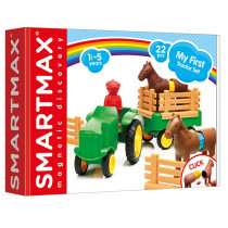 SMX222 - My First Smartmax Farm Tractor in Pretend & Play