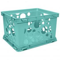 STX61634U24C - Mini Crate School Teal in Storage