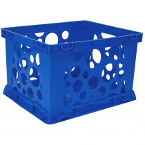 STX63102U18C - Micro Crate Blue in Storage