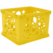 STX63106U18C - Micro Crate Yellow in Storage