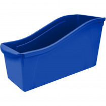 STX71101U06C - Large Book Bin Blue in Storage Containers