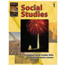 SV-34237 - Core Skills Social Studies Gr 1 in Activities