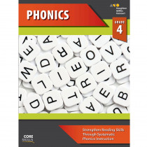 SV-9780544267770 - Core Skills Phonics Grade 4 in Phonics