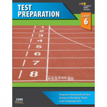 SV-9780544268586 - Core Skills Test Preparation Gr 6 in Cross-curriculum