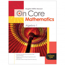 SV-9780547873916 - On Core Mathematics Algebra 1 Bundles in Algebra