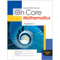 SV-9780547873930 - On Core Mathematics Algebra 2 Bundles in Algebra