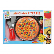 SWT8632158 - My Oh My Pizza Pie in Play Food