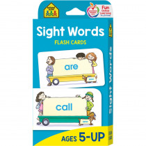 SZP04002 - Beginning Sight Words Flash Cards in Sight Words