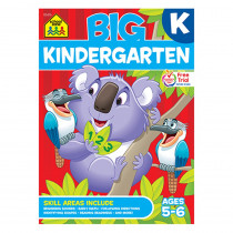 SZP06316 - Big Kindergarten Workbook in Skill Builders