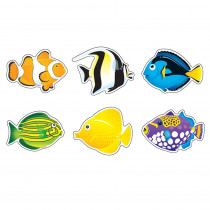 T-10822 - Classic Accents Mini Fish Variety Pk in Accents