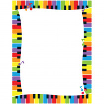 T-11414 - Colorful Keyboard Paper in Design Paper/computer Paper