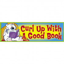 T-12014 - Curl Up W/ A Good Book 36/Pk Bookmarks in Bookmarks