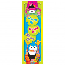 T-12060 - Read It Read It Read It Frog-Tastic Bookmarks in Bookmarks