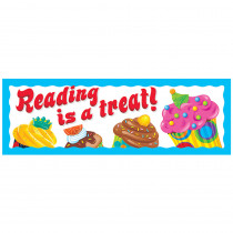 T-12101 - Reading Is A Treat Bake Shop Bookmarks in Bookmarks