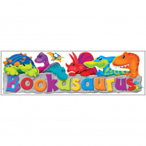 T-12115 - Bookasaurus Dino-Mite Pals Bookmark Bookmarks in Bookmarks
