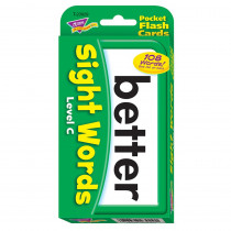 T-23029 - Pocket Flash Cards Sight Words C in Sight Words