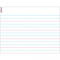 T-27307 - Handwriting Paper Wipe Off Chart 17X22 in Dry Erase Sheets
