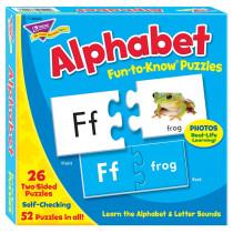 T-36002 - Puzzle Alphabet in Alphabet Puzzles