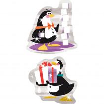 T-37022 - Sticker Penguins Pride in Holiday/seasonal