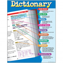T-38040 - Chart Dictionary in Language Arts