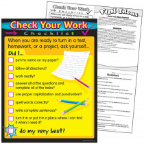 T-38114 - Chart Check Your Work in Miscellaneous