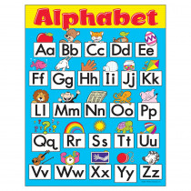 T-38157 - Chart Alphabet Fun Gr Pk-1 in Language Arts
