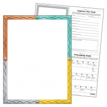 "Blank I  Metal Learning Chart, 17 x 22"" - T-38462 | Trend Enterprises Inc. | Classroom Theme"""