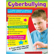 T-38640 - Cyberbullying Learning Chart Primary in Miscellaneous