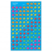 T-46173 - Superspots Stickers Fun Fish in Stickers